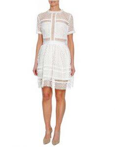 BY MALINA klänning Emily white – Miinto – 2495 kr · Penley Eyelash Lace  Dress – Nelly – 419 kr e8c9962c8cb30
