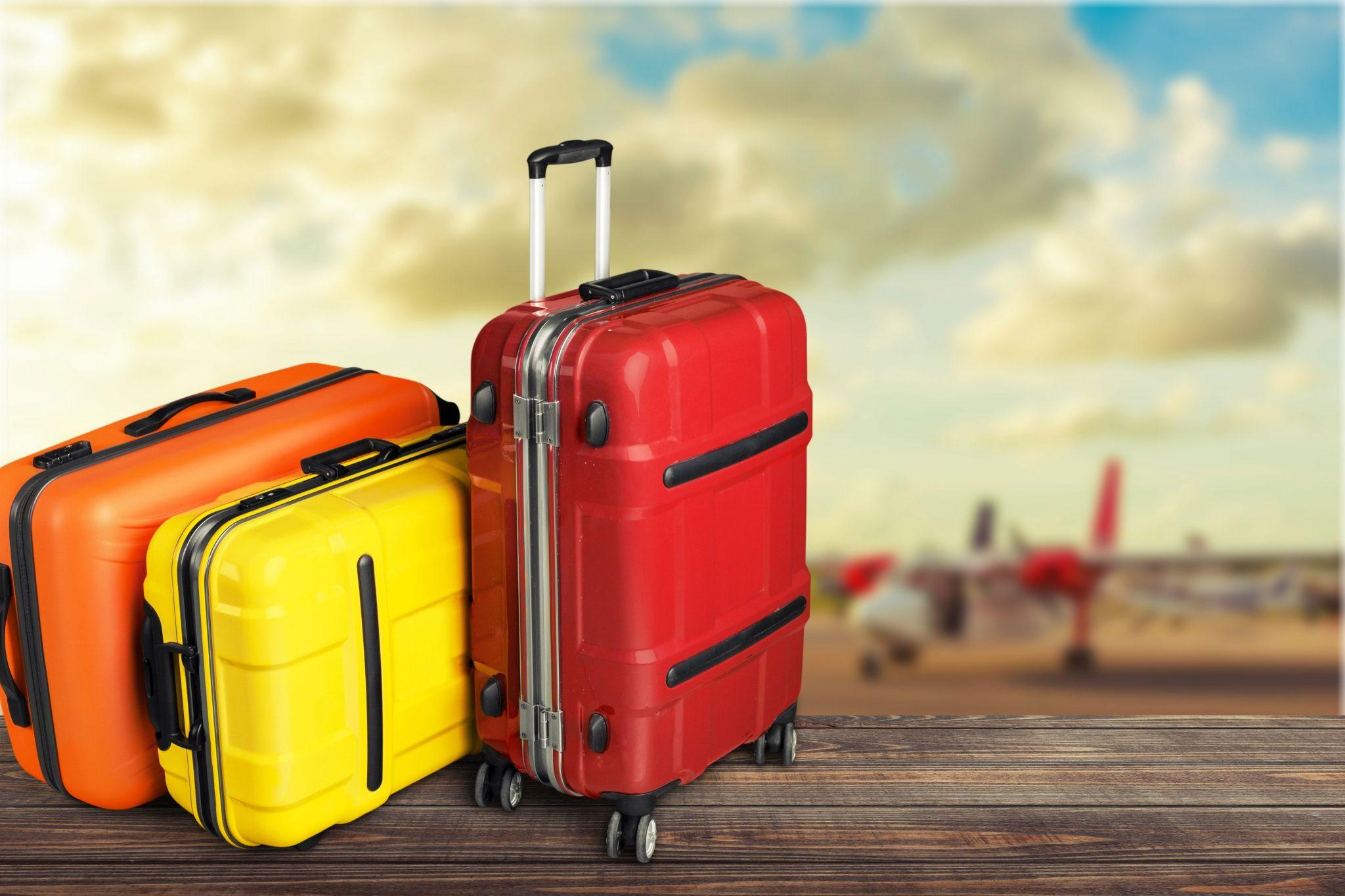 Välja bästa resväskan