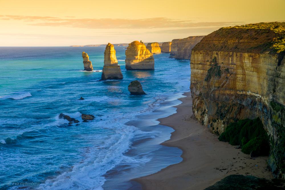 12 Apostles - Australien - Eva Gyllenberg