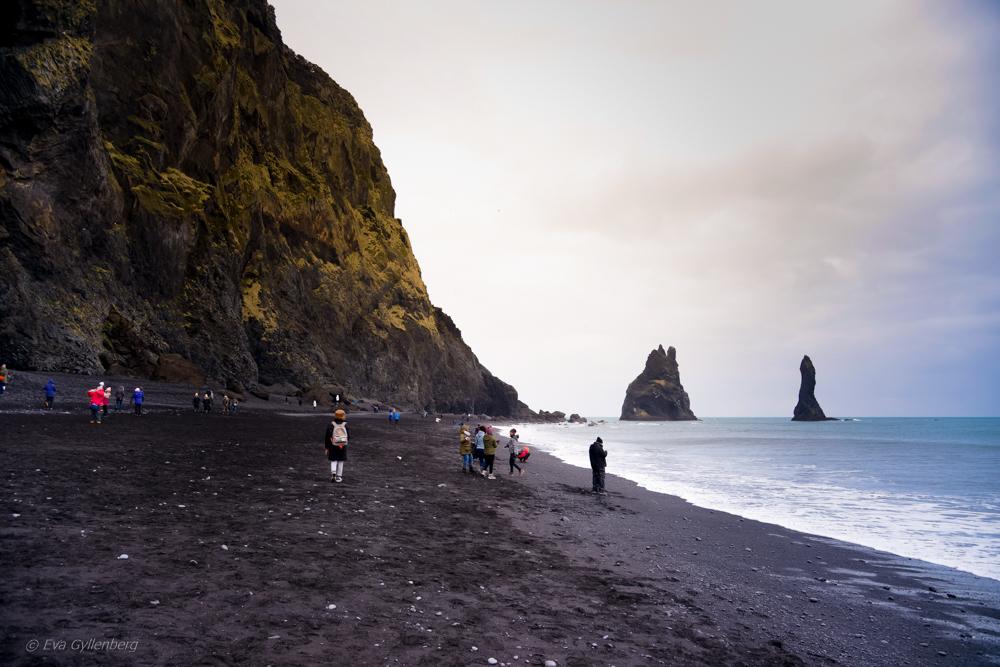 Reynisfjara Island - Eva Gyllenberg