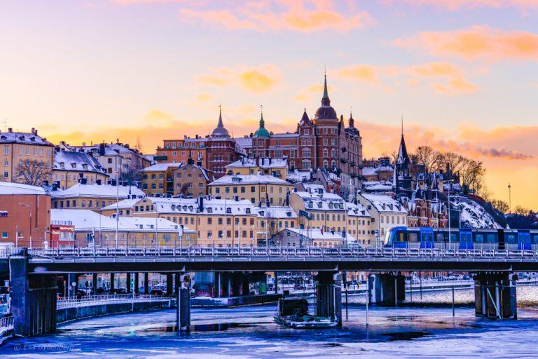 Stockholm - Eva Gyllenberg