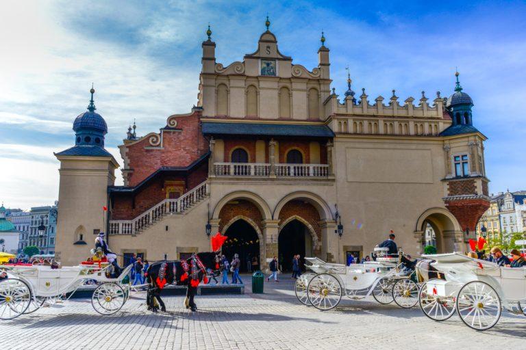 Krakow-Polen