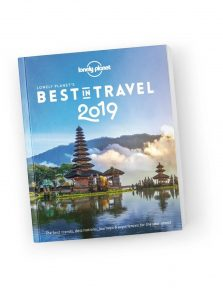 Best in travel 2019 - Bild från Lonely Planet