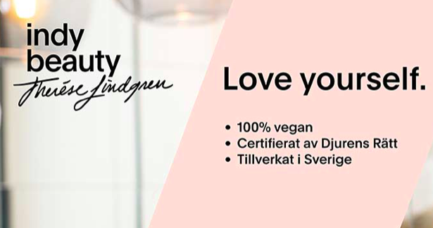 Therése Lindgrens Skönhetsmärke Indy Beauty Refunder