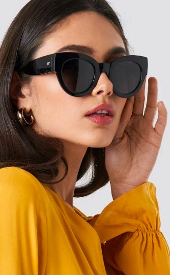 Sommar modets accessoarer - Solglasögon